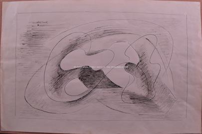 Jiří Jelínek 1901 - 1941 - Abstrakce