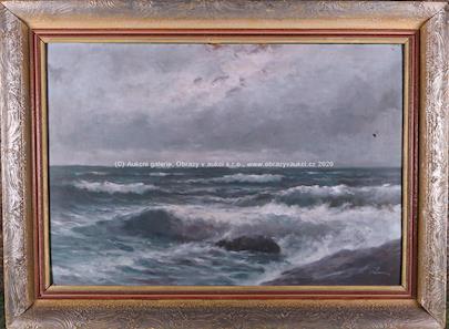 Julia Sábová - Mořský příboj