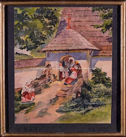 Vl. Blažek - Folklór