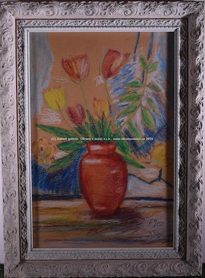Jaroslav Grus - Kytice tulipánů