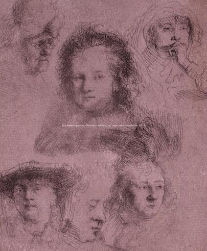 Rembrandt van Rijn - Saskia