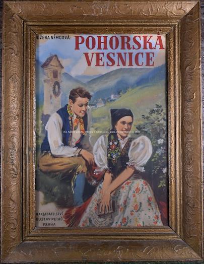 M. Novák - Soubor 7 návrhů plakátů