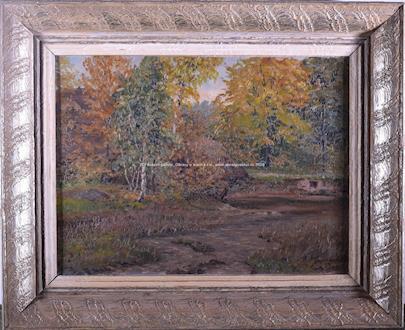 Vlastimil Kuřil - Říčka u lesa