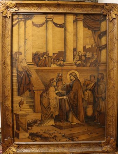 Evropa 19. - 20. stol. - Svatba v Káni Galilejské