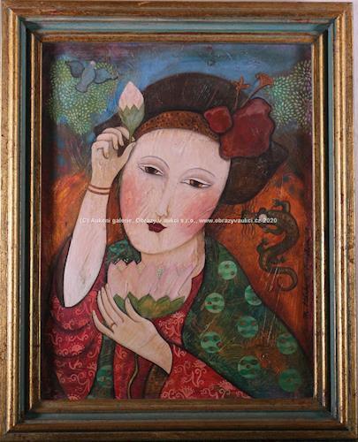 M. Stárková - Timplová - Slyšela jsem promluvit zeleného draka