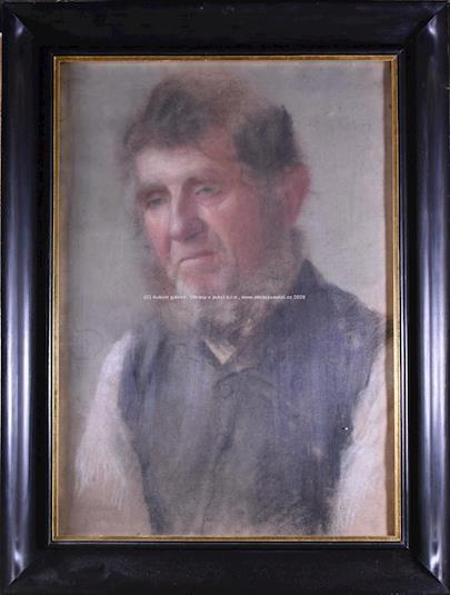 Josef Hubáček - Muž s plnovousem