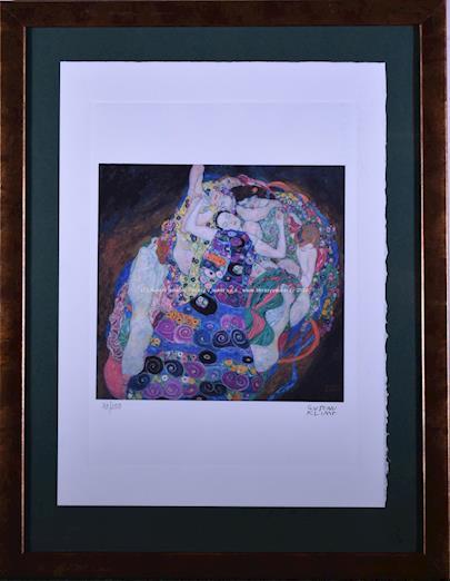 Gustav Klimt - Panna