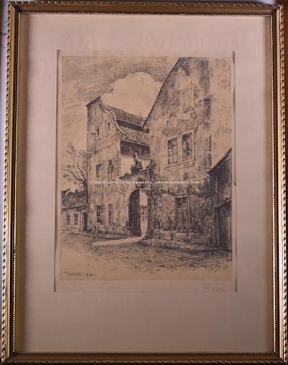 Karl Truppe - Městský dům
