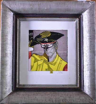 Josef Liesler - Černá maska