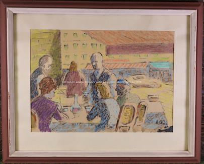 Karel Skála - V kavárně