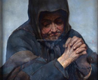 Evropa 19. století - Modlitba