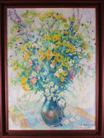 Josef Beran - Letní kytice