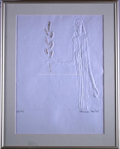 Olbram Zoubek - Marie s ratolestí