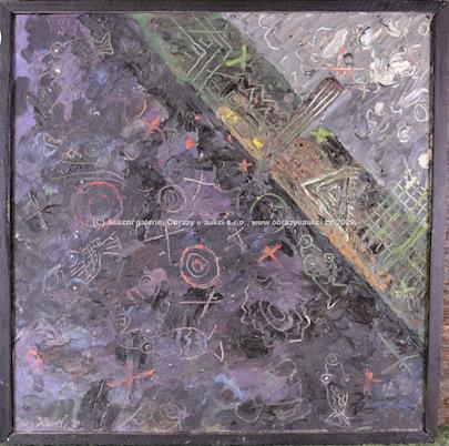 Balko, Havel - Soubor 2 prací: Abstrakce