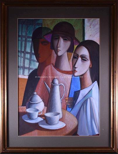 Diego Voci - Tři ženy