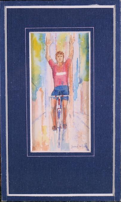 Jiří Salajka - Cyklista