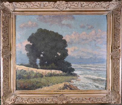 Ivan Murko - Moře z okolí Gory
