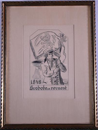 Jaroslav Vojna - Svoboda a rovnost 1848