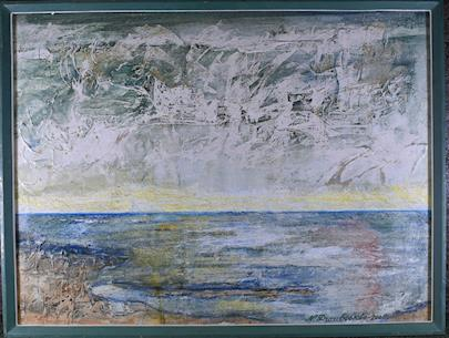 Nikolajs Drozdovskis - Baltské moře