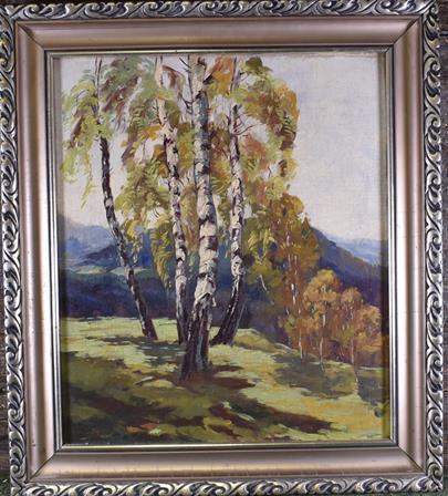 Leonard Rotter - Břízy