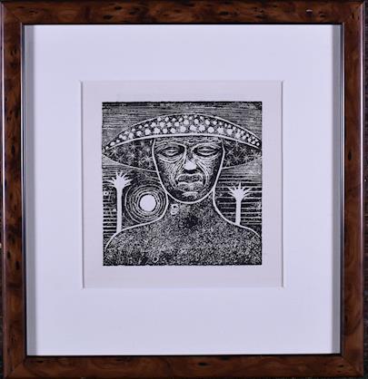 Jan Zrzavý -  Autoportrét Jan Zrzavý