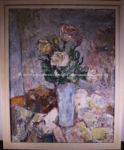 Eva Mansfeldová - Růže I.