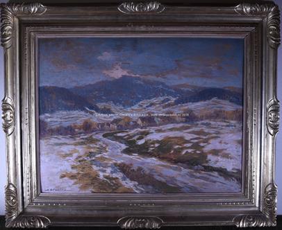Karel Schadt - Tání sněhu