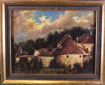 Jan Holešínský - Sklabinský hrad