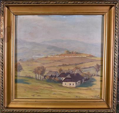 Jindřich Šimek - Samota v kopcích