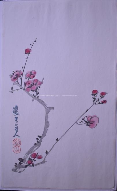 Bai-shi Qi (Čchi Paj-š´) - Ibišek