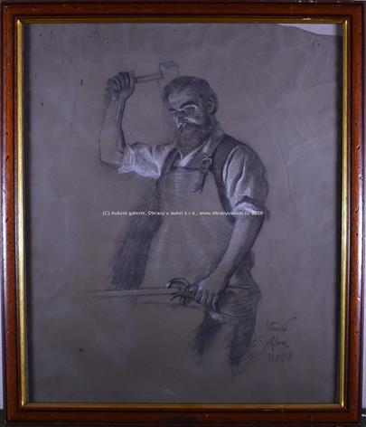 Robert Schlosser - Kovář