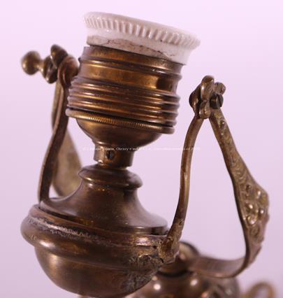 Střední Evropa po r. 1900 - Soubor 3 lampiček