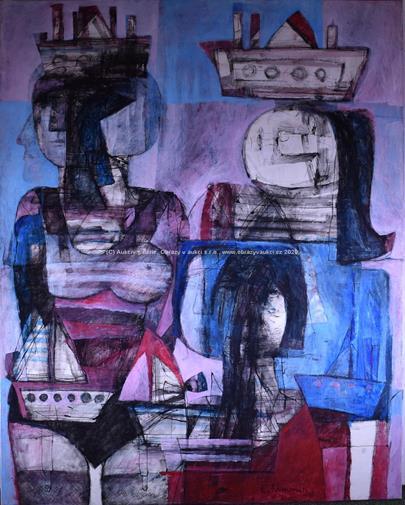Ewa Nemoudry - Papírové loďky