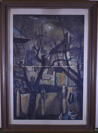 Otto Ungar - Noc v ghettu