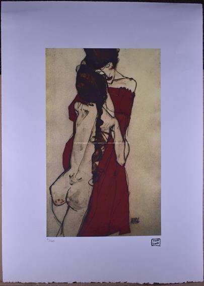 Egon Schiele - Matka a dcera