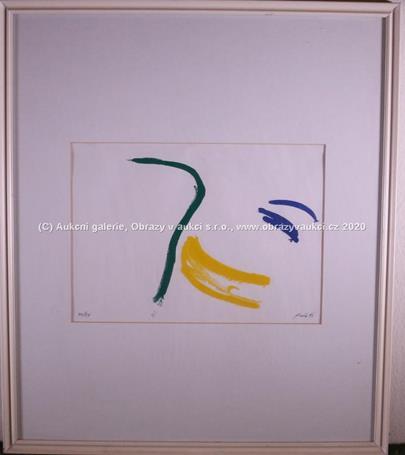 Antonín Kroča - Tři barvy