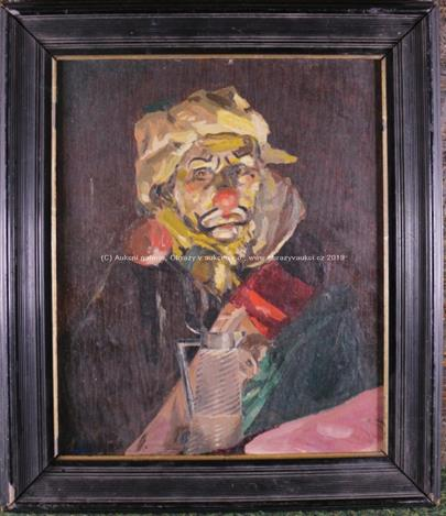 Zd. Kratochvíl - Klaun