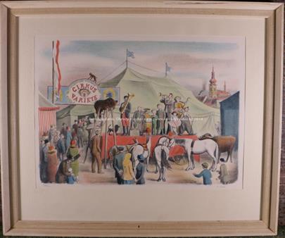 V. Fiala - Cirkus