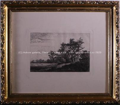 Rembrandt van Rijn - Stromy