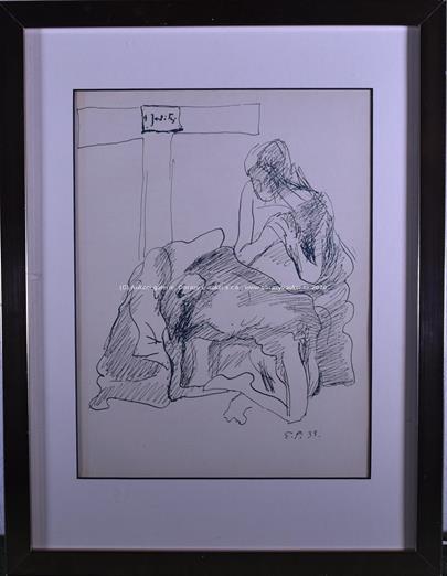 Emil Filla - Snímání z kříže