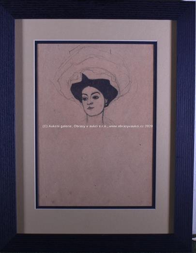 Egon Schiele - Melanie Schiele