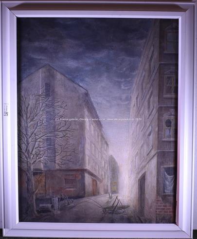 Pavel Nágl - Opuštěné město