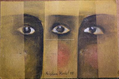 Kristian Kodet - Oči