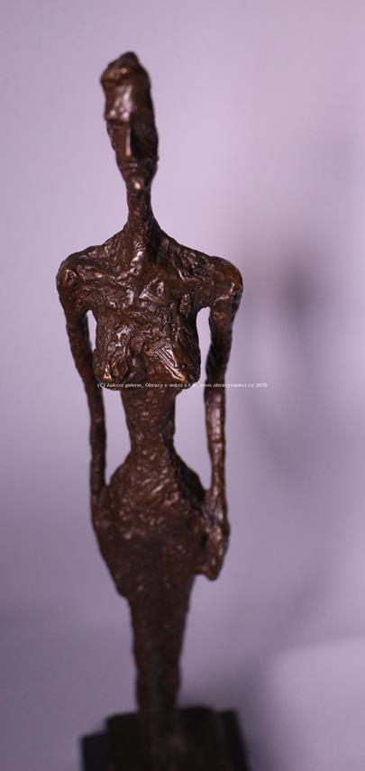 Alberto Giacometti - Woman of Venice