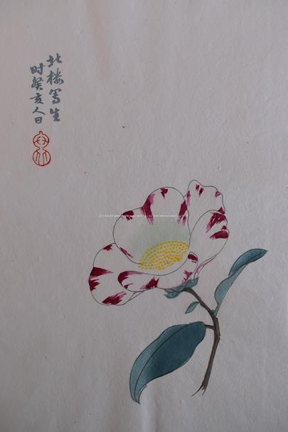 Bai-shi Qi (Čchi Paj-š´) - Květ