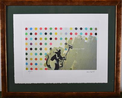 Banksy - Keep It Spotless