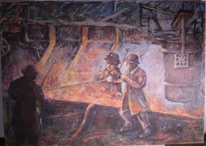 Pavel Maur - Slévači