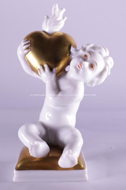 Rosenthal - Chlapec a srdce
