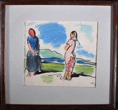 Bohumil Ullrych - Dvě ženy