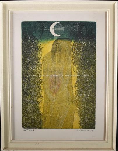 Josef Istler - Měsíční sonáta
